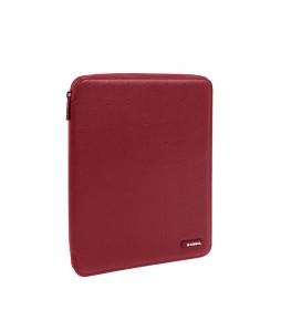 Portafolio Alpha A4 rojo -25x33x3 cm-