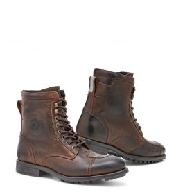 REV´IT! Botas de piel Marshall WR marrón