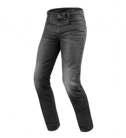 REV´IT! Pantalón Vendome 2 gris L34