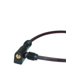 Urban Antirrobo Urban CABLE JUNIOR ø 9 -60cm- negro