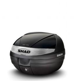Shad Tapa negro metal SH29