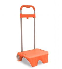 Carro escolar Movom naranja-54x28x22 cm-