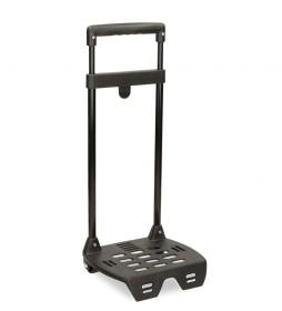 Carro escolar Mini Roll Road negro-37x18x16 cm-