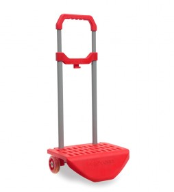 Carro escolar Movom rojo-56x29x23 cm-