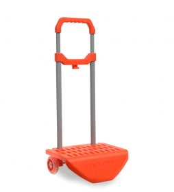 Carro escolar Movom naranja-56x29x23 cm-