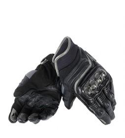 Dainese Guantes de piel Carbon D1 Short negro