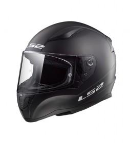 LS2 Helmets Casco integral Rapid FF353 Solid Matt Black
