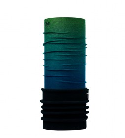 Buff Tubular polar & microfibra Nod Deep Teal negro