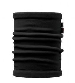 Buff Tubular polar Neckwarmer Solid negro