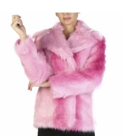 Chaquetas W74L06W9T30 pink