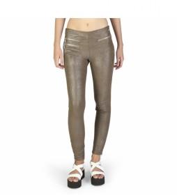 Pantalones W74B05W9540 brown