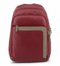 Mochila CA1813X1 red -30x43x15cm-