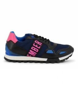 Sneakers FEND-ER_2232 blue