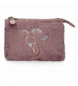Monedero Enso My little cat -14x10x3.5cm-