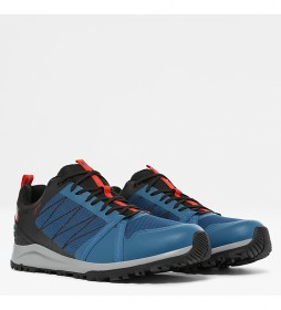 The North Face Hiking shoes Litewave Fastpack II blue / Gore-Tex