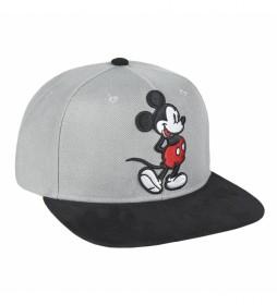 Gorra Visera Plana Mickey