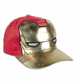 Gorra InnovaciÓn Avengers Ironman