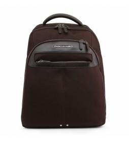 Mochilas CA1813LK2 brown -35x44x21cm-