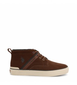 Sneakers ANSON7105W9_S1 brown