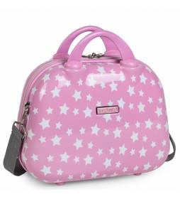 Neceser Grande Viaje Infantil Juvenil 702435 rosa