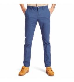 Pantalones Chinos Sargent Lake azul