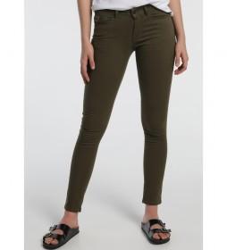 Jeans Coty kaki