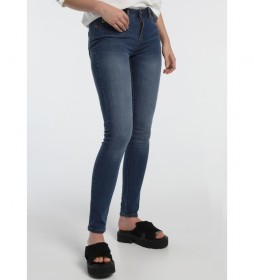 Jeans Blue-Lua-Aline denim