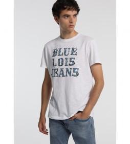 Camiseta Blue-Phil-Hadiya blanco