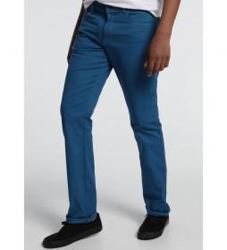 Pantalones -Marvin-LY-Raidis azul