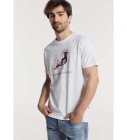 Camiseta Pavo