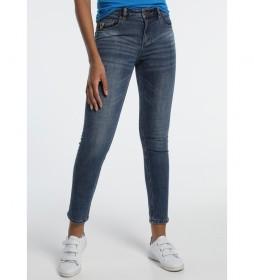Jeans 1962-Seven-Kedar denim
