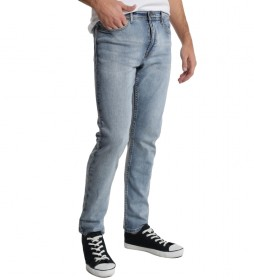 Jeans denim Comfort azul claro