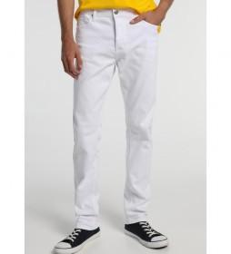 Jeans Bulling-Breck blanco