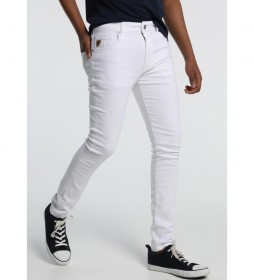 Jeans Money-Breck blanco