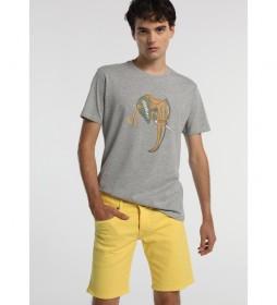 Bermudas Color Marvin Berm Luxer amarillo