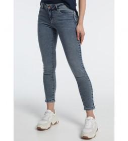 Jeans Coty Tob-Henri azul