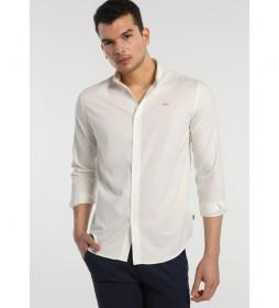 Camisa Lisa blanco