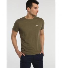Camiseta Básica caqui