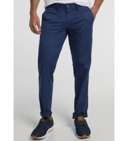 Pantalones chinos Maden -Gordon azul