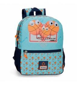 Mochila Enso Basket Family Adaptable -25x32x12cm-