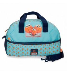 Bolsa de viaje Enso Basket Family -24x40x18cm-