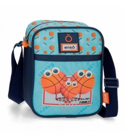 Bandolera Enso Basket Family -15x19x10cm-