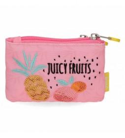 Monedero Enso Juicy Fruits -11,5x8x2,5cm-