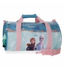 Bolsa de viaje Frozen Find Your Strenght -41x21x21cm-