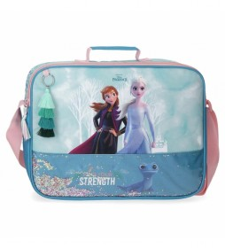 Cartera Escolar Frozen Find Your Strenght -38x28x6cm-