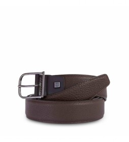 Cinturón CU4834W95 marrón