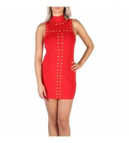 Vestido W84K62_Z1KW0 rojo