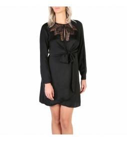 Vestido W84K53_W3TO0 negro