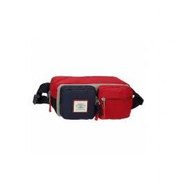 Riñonera Pepe Jeans Dany Roja -27x12x8cm-