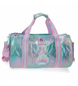 Bolsa de Viaje Enso Be a Mermaid -41x21x21cm-